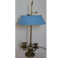 Lampe bouillotte style Ls XV.