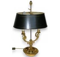 Lampe bouillotte Directoire.
