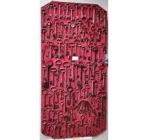 Collection de clés anciennes