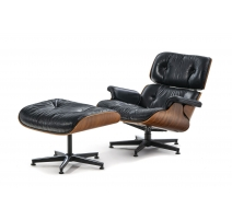 Chair and ottoman EAMES for Co.fe.mb