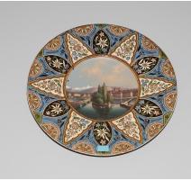 """Ceramic dish Thun """"Geneva"""""""