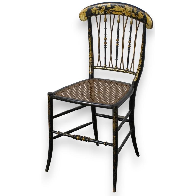 chaise napol on iii sur moinat sa antiquit s d coration. Black Bedroom Furniture Sets. Home Design Ideas