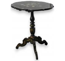 Pedestal table Napoleon III.