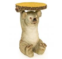 """座表""""的考拉熊携带木"""""""