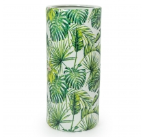 Двери-зонтик Листья тропических, Маленькая