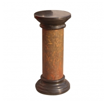 Columna de mármol