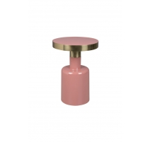 Столик Glam розовый