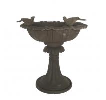 Bath bird down-cast brown