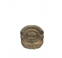 "Mask of stone fountain ""Poseidon"""