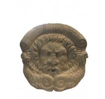 """Monumental de la Máscara de la fuente """"Poseidon"""""""