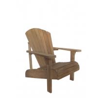 "Chair of the garden ""Adirondack"" teak"