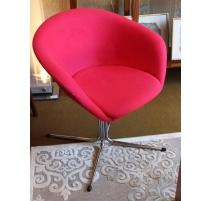 Paar Stühle Duna 02 von Lievore Molina