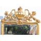 Spiegel Louis XVI-Funk giebel Urne