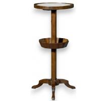 Pedestal table Louis XVI.