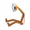 Lamp Mr. Wattson Orange MCLaren