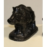 Wild boar in black cast by ARDENNES