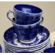 茶在釉的Sarreguemines