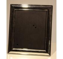 Cadre à photo en métal argenté par PGI
