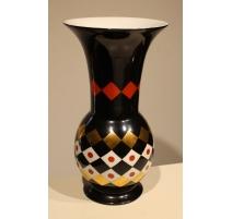 Vase style Art-Deco par Frédéric DE LUCA
