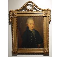 """Tableau """"Portrait de Louis XVI dans sa jeunesse"""""""