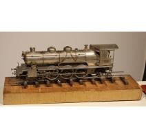 Modèle réduit de locomotive à vapeur