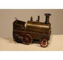 Modèle réduit de locomotive à vapeur AM