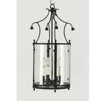 Lanterne style Louis XVI à suspendre à clochettes
