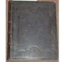 La Sainte Bible version Ostervald 1841