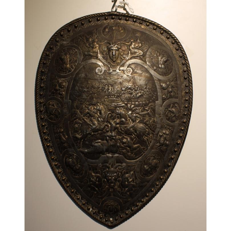 Bouclier copie de l'écu d'Henri II