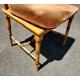 Suite de 6 chaises en faux bambou