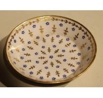 Sous-tasse en porcelaine
