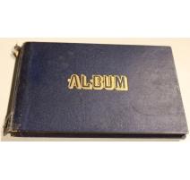 Album de photographies, gravures et dessins