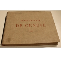 """Album de photographies """"Environs de Genève"""""""