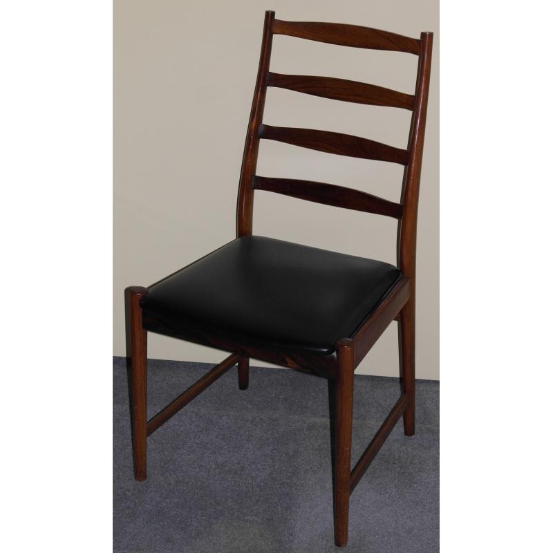 Ensemble de 6 chaises sonderborg et une table sur moinat for Ensemble table et 6 chaises