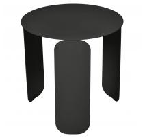 Table basse Bebop coloris réglisse