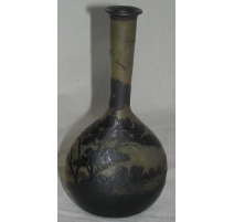 Vase de GALLE soliflore.