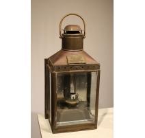 """Lanterne en laiton et cuivre """"Cabin Light"""" 4754"""