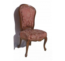 """Pair of chairs Louis XV, the """"berner tage""""."""