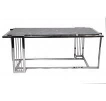 Table basse Eole dessus marbre noir