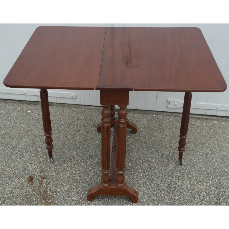 Table louis philippe moinat sa antiquit s d coration for Table louis philippe