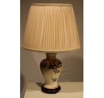 Lampe en porcelaine par Drimmer