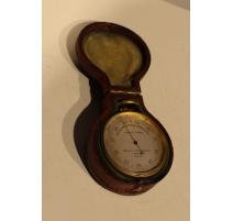 Baromètre-Thermomètre par Negretti & Zambra