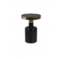 Table d'appoint Glam noire