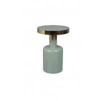 Table d'appoint Glam verte