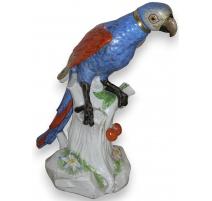"""Animal-like Figure """"Parrot""""."""