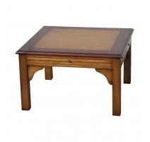 Table de salon style Directoire avec 4 tirettes