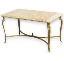 Table basse de salon Louis XV