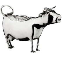 Verseuse à crème en forme de vache