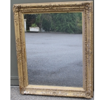 Miroir Napoléon III rectangulaire