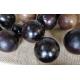 Jeux de Boccia, 12 boules et un cochonet